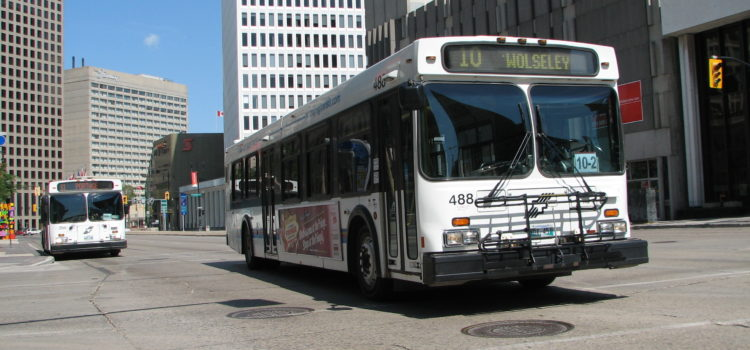 Province taking wrong turn on transit