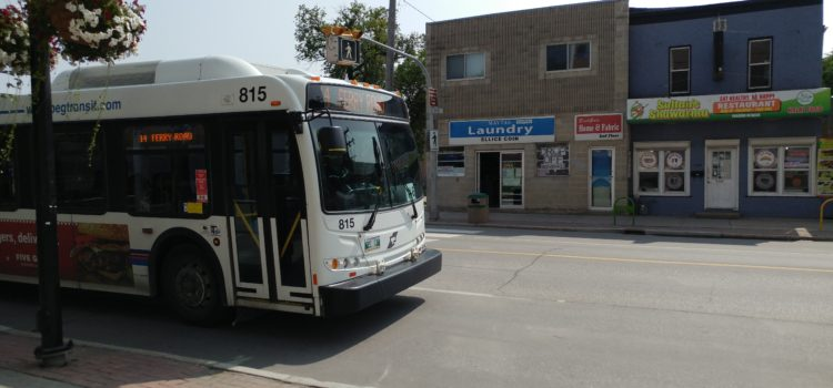 Campaign to preserve provincial transit funding